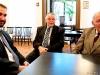 Návštěva amerického velvyslance Normana L. Eisena