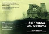 O kroměřížské konferenci Židé a Morava XXII