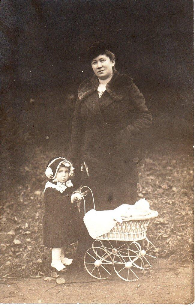 Elisabeth Böhmer a Gusti