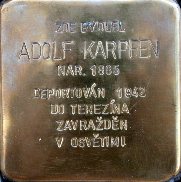 Adolf Karpfen