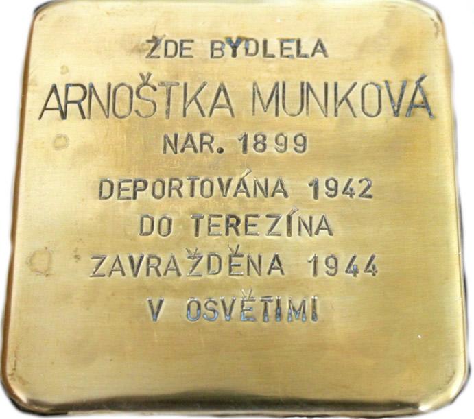 Arnoštka Munková-001