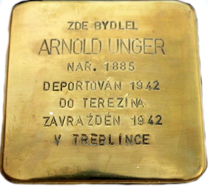 Arnold Unger-001