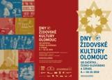 Dny židovské kultury Olomouc 2018