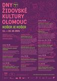 Dny židovské kultury Olomouc 2021