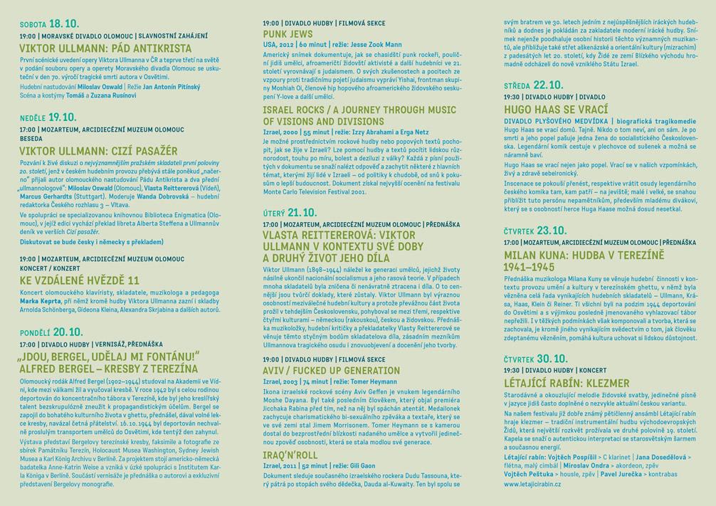 Dny zidovske kultury 2014_SKLADACKA_Program2