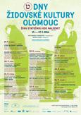 Dny židovské kultury Olomouc 2016