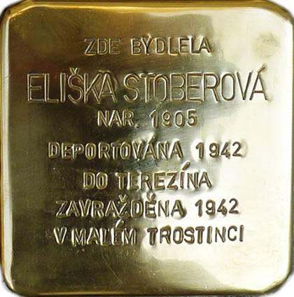 Eliška Stoberová