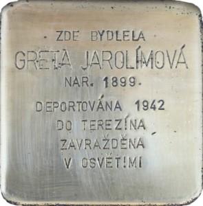 Greta Jarolímová