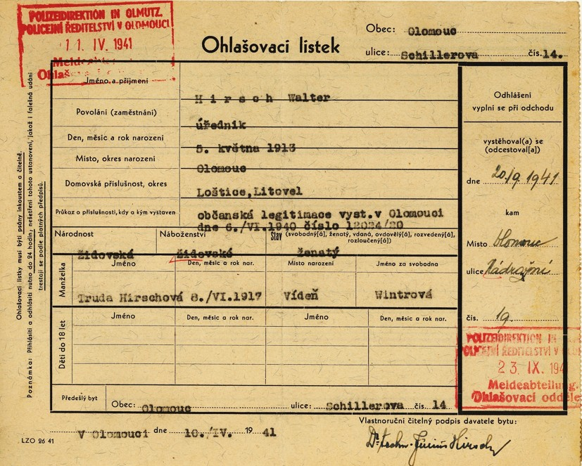 Hirsch Walter_5.5.1913_OL_10.4.1941