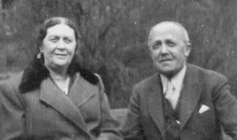 Jindřich a Gabriela Tauberovi