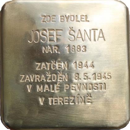 Josef Šanta