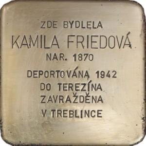 Kamila Friedová