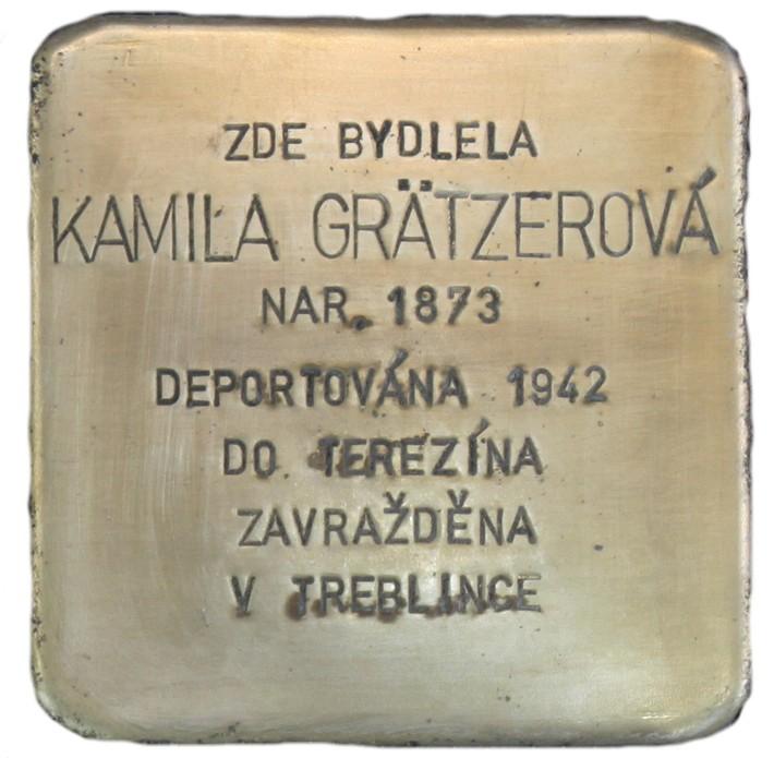 Kamila Grätzerová
