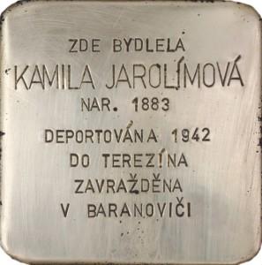 Kamila Jarolímová