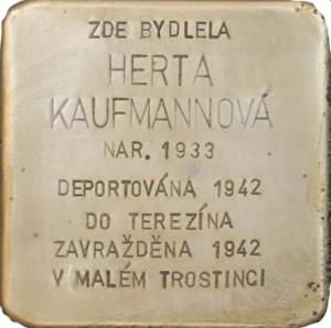 Kaufmannová Herta