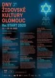 Dny židovské kultury Olomouc 2020