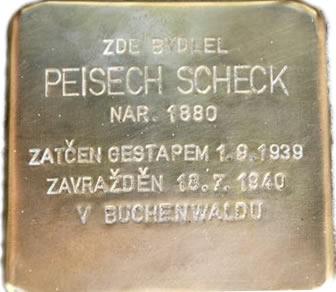 Peisech Scheck