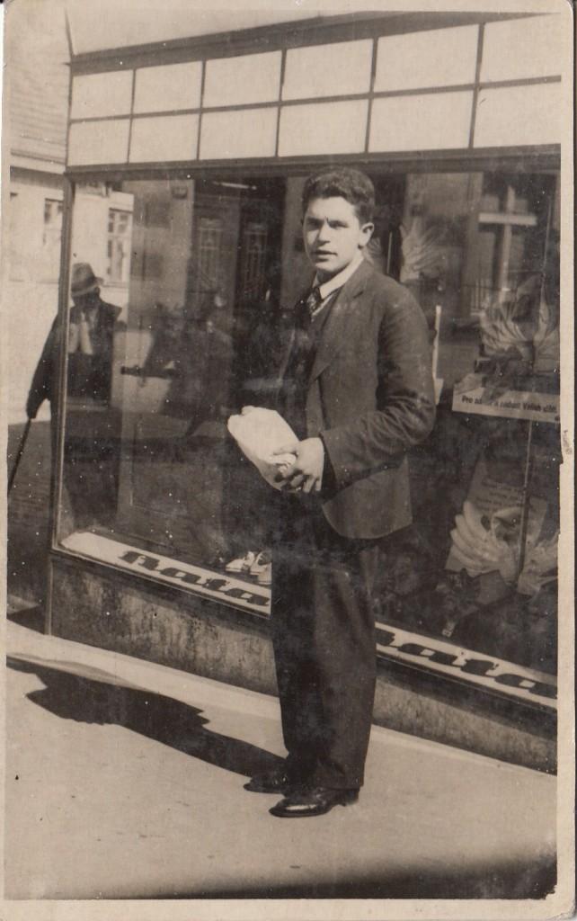 Redlich Vítězslav_13.4.1910_foto nedatované_1