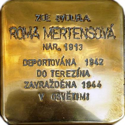 Roma Mertensová