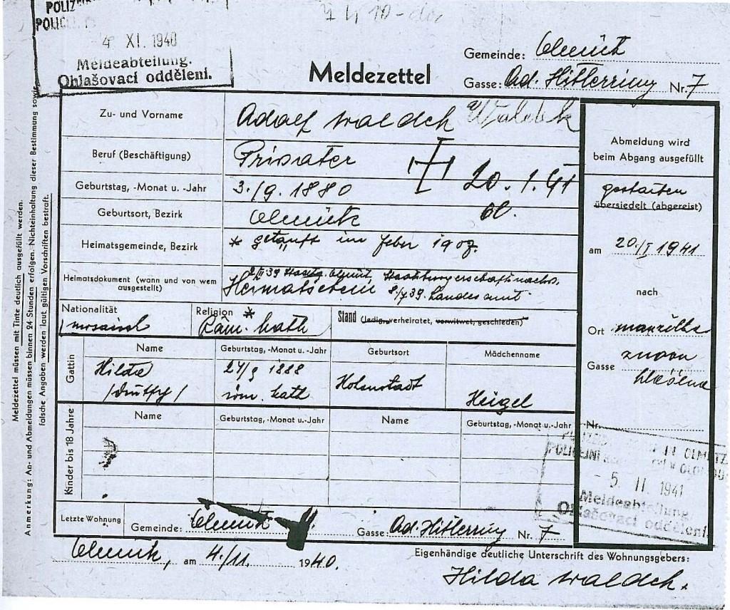 Waldek_Wasservogel Adolf_3.9.1880_OL_4.11.1940